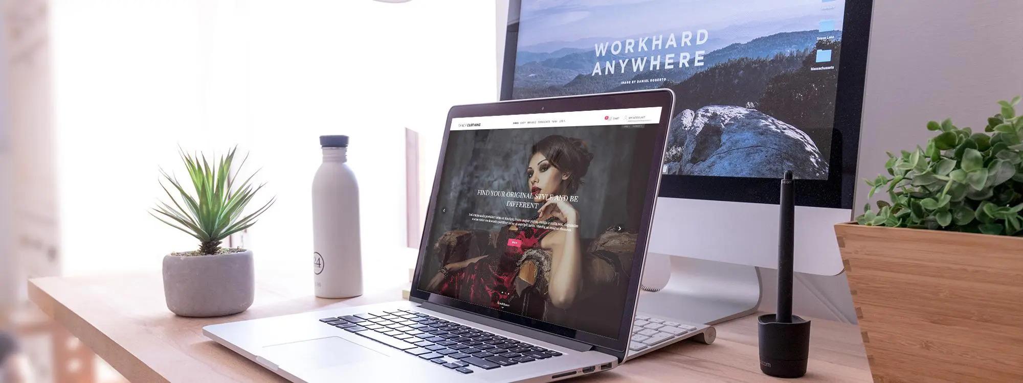 Retail online busizness